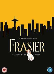 Frasier Complete Collection [DVD] £23.99 Amazon