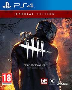 Dead by Daylight PS4 / Xbox One - amazon.co.uk - £15.99 (prime) / £17.98 (non Prime)