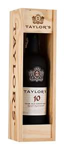 Taylors Port 10 Year Old Port in Gift Box 75 cl £16  (Prime) / £20.75 (non Prime) at Amazon