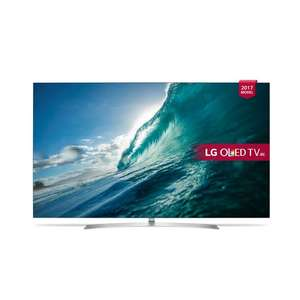 LG OLED55B7V 55inch 4K ULTRA HD HDR SMART OLED TV £1,399 with code CPT100 @ coop electrical