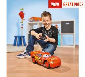 ARGOS Lightning McQueen RC Car £29.99