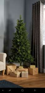 6ft Eiger Classic  XMAS Tree - B&Q - £29
