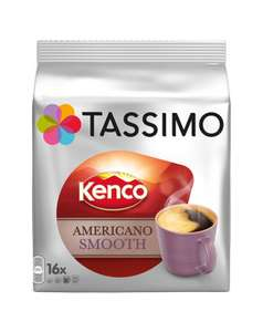 Tassimo 25% on orders over £40, plus £10 off voucher code stack