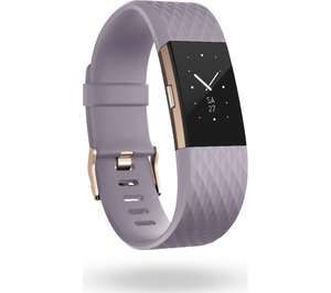 FITBIT Charge 2 - Lavender & Rose Gold £129 Currys
