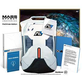 Mass Effect: Andromeda Pathfinder Edition (No Game) £24.99 Delivered @ GAME