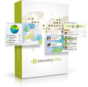 AncenstryDNA Testing Kit - Discover Your Family Origins (WITH SCIENCE!)