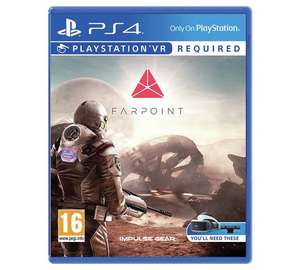 Various PSVR Games Reduced To £14.49 (Robinson The Journey, Driveclub, VR Worlds + More) @ Argos