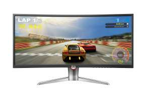 "BenQ XR3501 35"" UltraWide 144Hz Curved Gaming Monitor £399.96 @ Ebuyer"