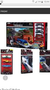 Power Train  gift set - £16.99 @ Very
