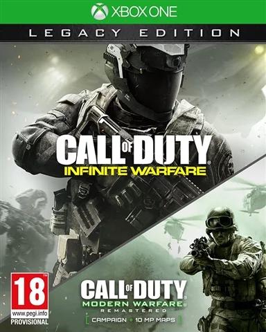 COD Infinite Warfare Legacy Edition - Xbox One (CEX) - £12 (+£1.50 Delivery)
