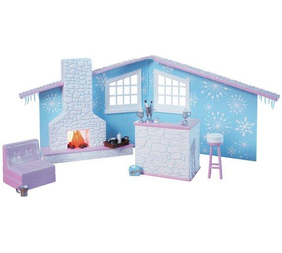 Bratz SnowKissed Winter Lodge 2 in 1 Playset (originally £49.99, then £19.99) now £4.99 C+C @ Argos