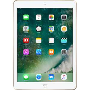 "Apple iPad 9.7"" 32GB Wifi (2017) - Gold / Silver / Space Grey £314 (Was £339) Delivered @ AO"