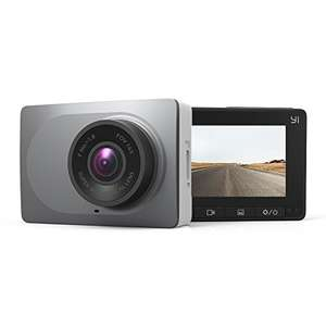 "YI 2.7"" Screen Full HD 1080P 165 Wide Angle Dash Cam £29.99 (with £12 off code) @ Sold by YI Official Store UK and Fulfilled by Amazon"
