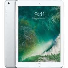 "Apple iPad 9.7"" (2017) 32GB Wifi - White Silver - eglobalcentral - £249.99"