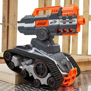 Nerf Terrascout remot control / drone / tank blaster - £149.98 @ Toys r Us plus free tactical vest