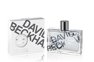 David Beckham Homme Eau De Toilette for Men, 75 ml £7.49 (Prime) £11.48 (Non Prime) @ Amazon
