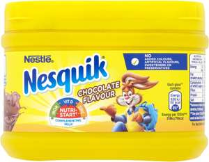 Nesquik® Chocolate or Strawberry Milkshake Mix (300g) was £2.18 now £1.00 @ Iceland