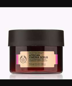 GLITCH The body shop 40% off incl Spa of the world range £13.20!!! Major Black Friday saving see post for info