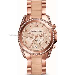 Up to 50% off Michael Kors women's watches @ Amazon.