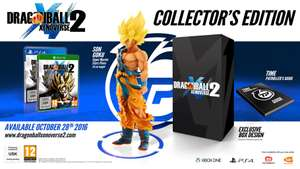 Dragon Ball Xenoverse 2 - Collector's Edition (PS4 & Xbox One) £49.99 Delivered @ GAME