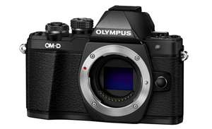 Olympus OM‑D E‑M10 Mark II Body (Black) @ Camera World - £379