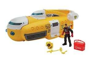 Chad Valley Underwater rescue submarine - £7.99 @ Argos eBay