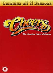 Cheers - The Complete Seasons Box Set [DVD] [1982] at Amazon £23.96