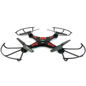 X-CAM Quadcopter Drone + HD Camera - Only £25.99 delivered from MyMemory inc. free gift!
