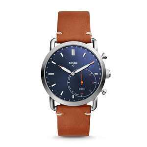 30% off fossil watches, hybrid and smart watches included