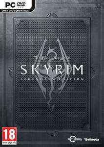 The Elder Scrolls V Skyrim Legendary Edition PC £9.99 (Prime) £11.98 (Non Prime) @ Amazon