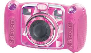 VTech KidiZoom Duo Camera ( Pink / Blue ) - £30 @ ASDA