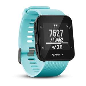 GARMIN Forerunner 35 Watch Frost blue £103.50 delivered @ Millets
