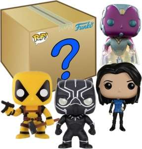 Marvel Funko Pop Vinyl 12no Bundle - £49.99 @ Forbidden Planet