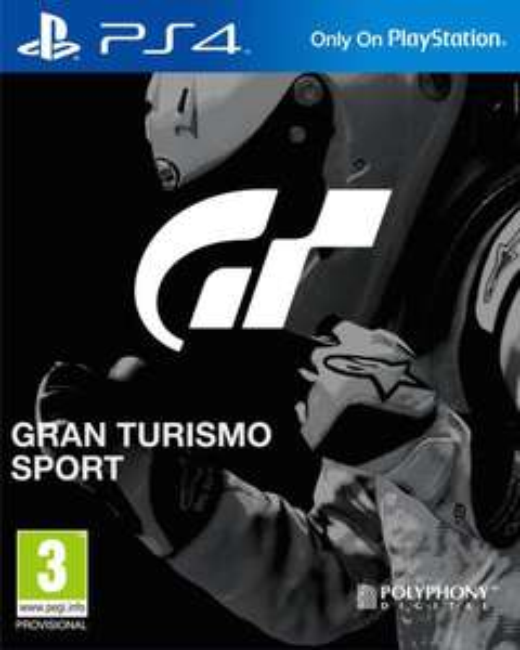 [PS4] Gran Turismo: Sport - £24.99 - Coolshop