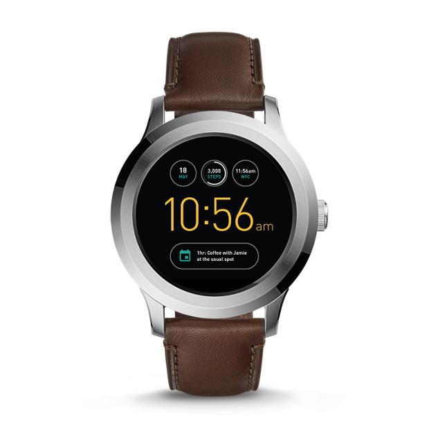 Fossil Q Founder Gen 2 Smartwatch £94.50 Fossil Store