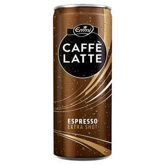 Emmi Caffe Latte - Espresso Extra Shot (250ml) - 3 for £1 or 39p each @ Heron Foods