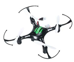 JJRC H8 Mini quadcopter -  6 Axis Gyro £6.87 w/code @ Gearbest
