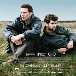 Free Cinema  Tickets - God's Own Country  -  Sunday 3 Dec 2017 - 11:00  @ SFF