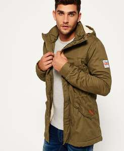 NOW LIVE:   SuperDry 20% off Jackets (e.g. Artic Jackets From £59.99) @ SuperDry
