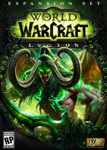 World Of Warcraft Expansion Legion EU CD-Key at scdkey for £29.01