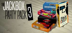 The Jackbox Party Pack 3 (PC Steam) £7.81 @ Chrono.gg