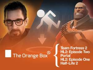 The Orange Box £1.49 @ Steam