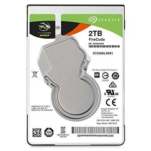 "Seagate FireCuda 2TB 2.5"" Internal SSHD + Assassin's Creed: Origins PC @ Amazon.co.uk -  £89.98 Delivered!"