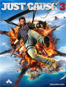 Just Cause 3 £4.49 @ Steam