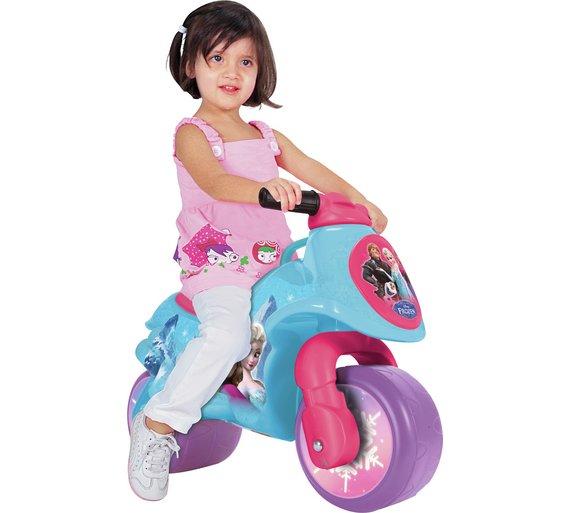 Disney frozen foot to floor ride on half price @ argos £19.99