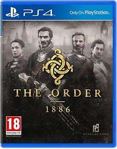 The Order: 1886 (PS4) £9.99 @ ebay via Argos