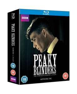 Peaky Blinders: The Complete Series 1-3 (Box Set) [Blu-ray] £22.49 delivered with code @ Zoom