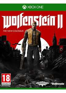 [Xbox One/PS4] Wolfenstein 2: The New Colossus - £24.99 - Base