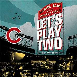 Pearl Jam - Let's Play Two vinyl £19.99  prime / £22.98 non prime @ Amazon