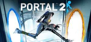 Portal 2 for PC , £1.49 from Steam